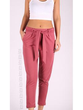 Pantaloni Dama LadyClarra Roz