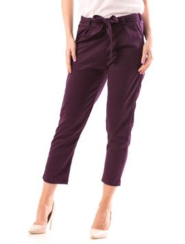 Pantaloni Dama LadyClarra Mov