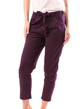 Pantaloni Dama LadyClarra Mov-2