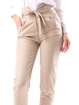 Pantaloni Dama RalphMei12 Bej-2