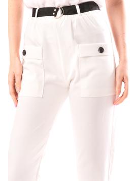 Pantaloni Dama ZeryOne Alb-2