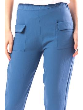 Pantaloni Dama ZeryOne10 Bleu-2
