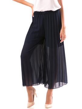 Pantaloni Dama Bygy19 Bleumarin