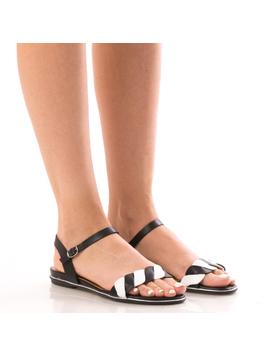 Sandale Dama BeWe12 Negru