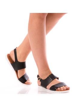 Sandale Dama SummerSonya Negru Dep-2
