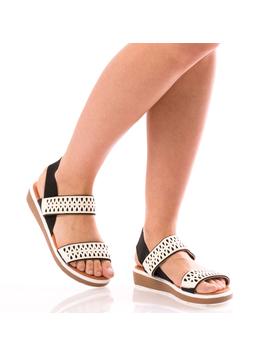 Sandale Dama SummerDely Alb Dep