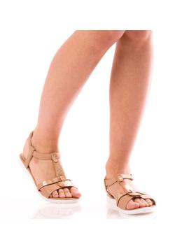 Sandale Dama SummerBenny Bej Dep-2