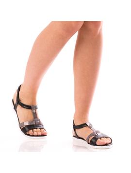 Sandale Dama SummerDonnie Negru Dep-2