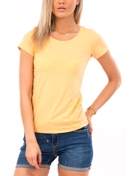 Tricou Dama SimpleExercise Orange-2