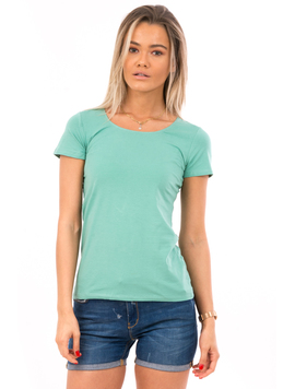 Tricou Dama SimpleExercise Vernil