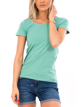 Tricou Dama SimpleExercise Vernil-2