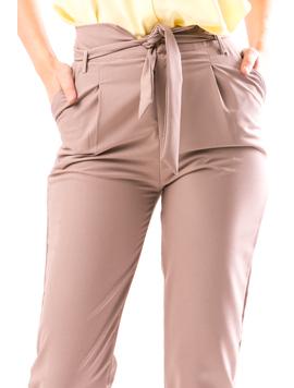 Pantaloni Dama RmyREwTre Bej-2
