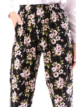 Pantaloni Dama SummerStart90 Negru-2