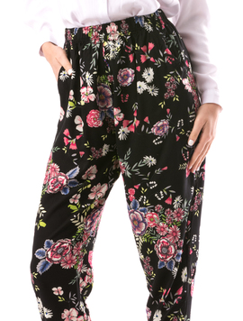 Pantaloni Dama SummerStart91 Negru-2