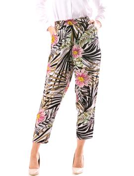 Pantaloni Dama SummerStart92 Alb