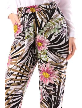 Pantaloni Dama SummerStart92 Alb-2