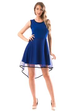 Rochie Dama SexyBeib Albastru