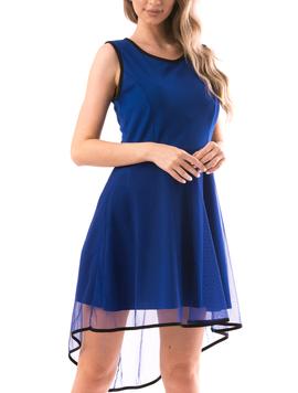 Rochie Dama SexyBeib Albastru-2
