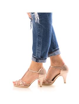 Sandale Dama PricyIrishTwo Bej-2