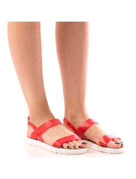 Sandale Dama KresyLow Rosu Dep