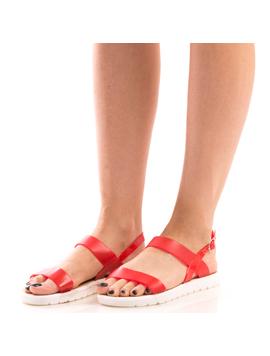 Sandale Dama KresyLow Rosu Dep-2