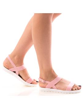 Sandale Dama KresyLow Roz Dep-2
