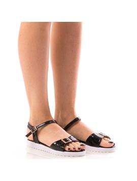 Sandale Dama KresyTrow Negru Dep