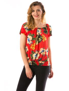 Bluza Dama DownEls Rosu
