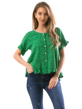 Bluza Dama PickMey Verde