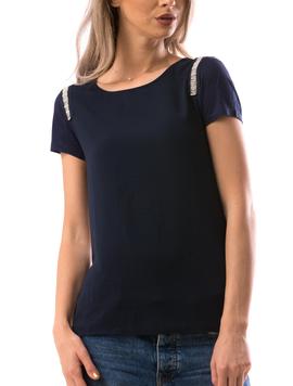 Bluza Dama ShoulderStripe Bleumarin-2