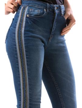 Jeans Dama VipWusc Bleu-2