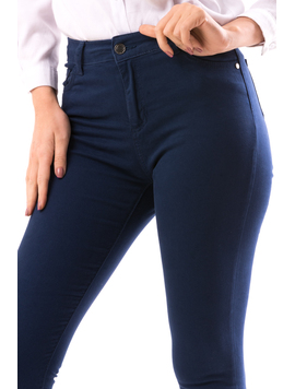 Jeans Dama FabriZen Bleumarin-2