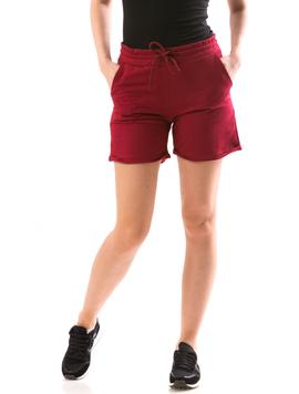 Pantaloni Scurti Dama SimpleWear Bordo