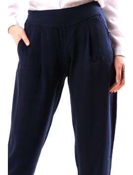 Pantaloni Dama FroYu Bleumarin-2