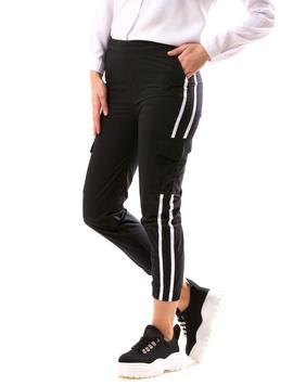 Pantaloni Dama SportyFi Negru