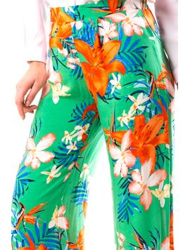 Pantaloni Dama SprinG14 Verde-2