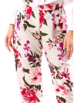 Pantaloni Dama SprinG13 Gri-2