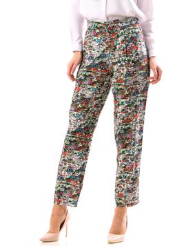 Pantaloni Dama SprinG16 Alb