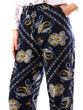 Pantaloni Dama SsPrin Bleumarin-2