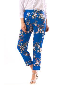 Pantaloni Dama CleopatraThree Albastru