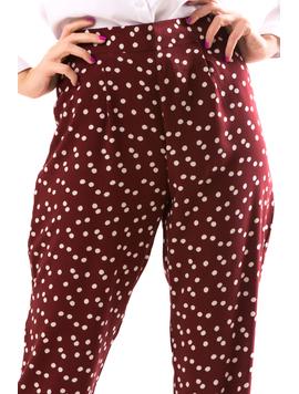Pantaloni Dama AnionaTwo Grena-2