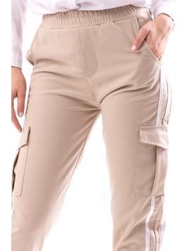 Pantaloni Dama SportyFy Bej-2