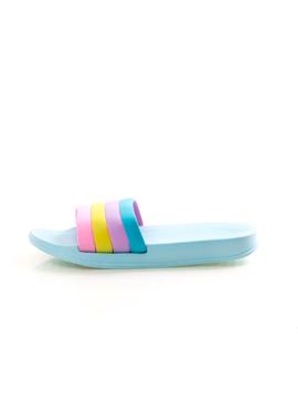 Papuci Dama SummerTwo Bleu Dep-2