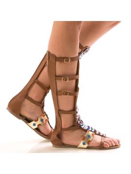 Sandale Dama LongCham Maro Dep