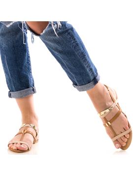 Sandale Dama GoldyLine Bejdep-2
