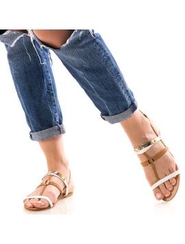 Sandale Dama GoldyLine Albdep-2
