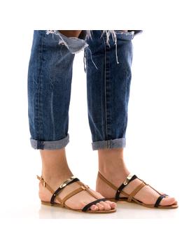 Sandale Dama GoldyLine Negru