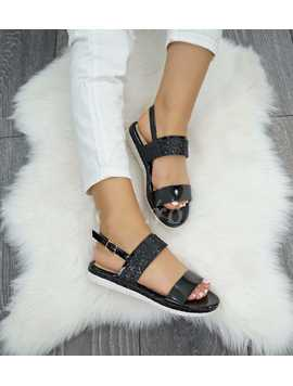 Sandale Dama ClasicBlacks Negru