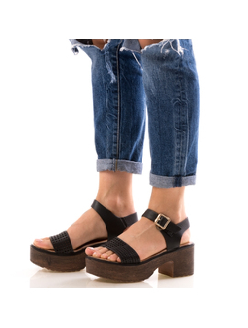 Sandale Dama UppyNeww Negru