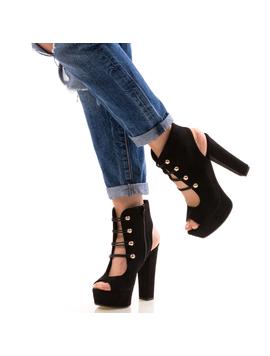 Sandale Dama CasualNice Negru